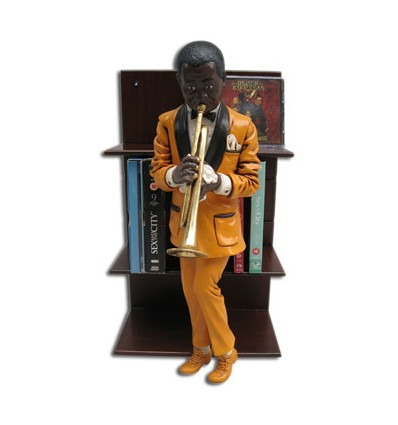 CD/DVD Holder - Trumpeter