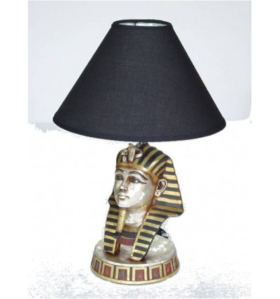 EGYPTIAN TABLE LAMP (MALE)