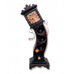 DRUNKEN GRANDFATHER CLOCK