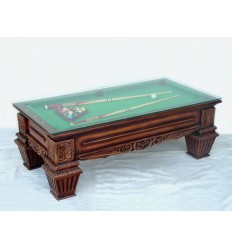 BILLIARD COFFEE TABLE