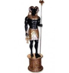 KHNUM 6FT. W/BASE S/G