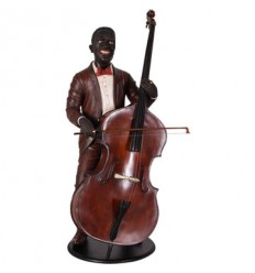 Double Bass Player***New