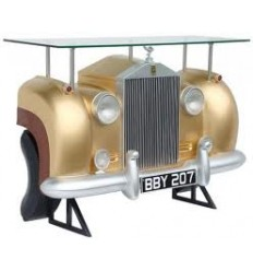 RR-CAR  BAR (GOLD)