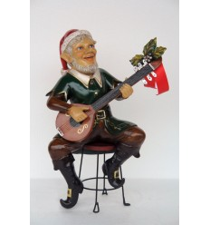ELF WITH GUITAR
