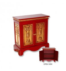 EGYPTIAN CABINET SMALL