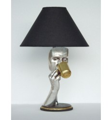 MASK TABLE LAMP