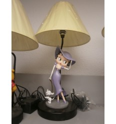 BETTY AND PUDGY LAMP