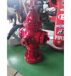 HYDRANT FOR FIREFIGHTERS