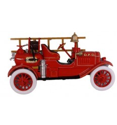 FIRE TRUCK WALL DECOR