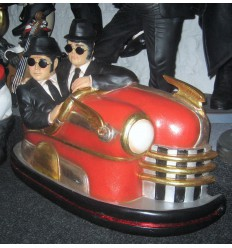 BLUES BROTHERS LAMP WITH DRIVE