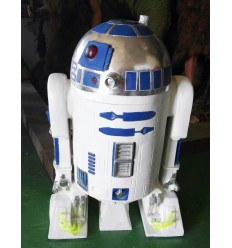 R2D2 ROBOT WITH TABLE