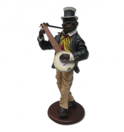 BAYOU BANJO PLAYER