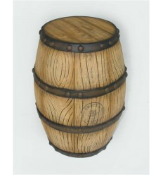 WINE BARREL STOOL