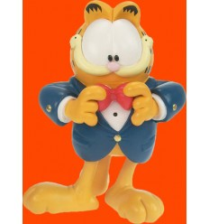 GARFIELD CON SMOKING