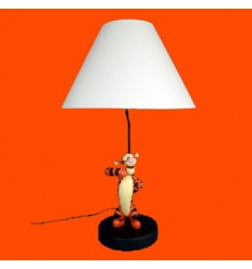 LAMP WITH TIGGER