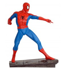 FIGURA REPLICA  SPIDERMAN  TAMAÑO REAL