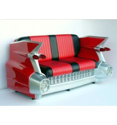 SOFA COCHE CHEVY RETRO