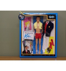 BARBIE COLECCION MI PRIMER KEN