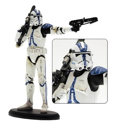 FIGURA SOLDADO CLONE TROOPER ( STAR WARS )