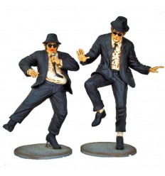 DANCING  BROTHERS (SET OF 2 PIECES)