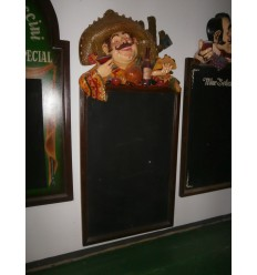 MEXICAN MENU BOARD