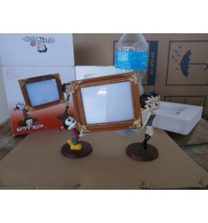 BETTY AND PUDGY PHOTO FRAME
