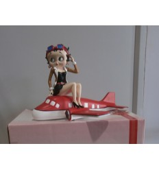 BETTY BOOP PILOTO AVIACION