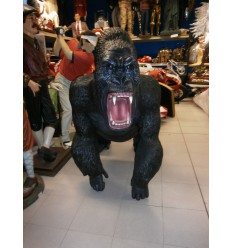 GORILA AGRESIVO POSE KING KONG 190CM