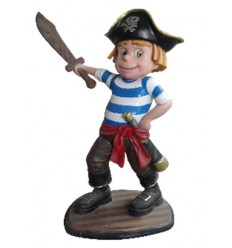 PIRATE BOY WITH SWORD