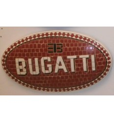 BT MOSAIC CAR SIGN