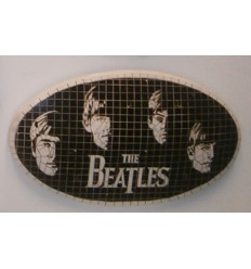 ESCUDO THE BEATLES MOSAICO