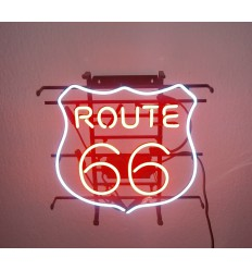 CARTEL NEON ROUTE 66