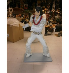 ESTATUA ELVIS PRESLEY