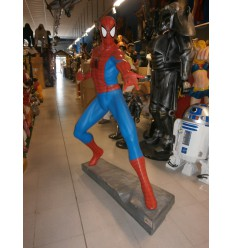 ESTATUA SPIDERMAN