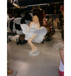 STATUE MARILYN MONROE LIFE SIZE