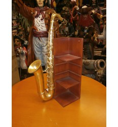 CD/DVD HOLDER - SAXOPHONE