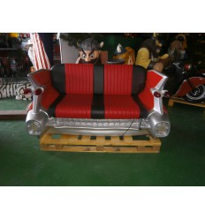 C-CAR SOFA (RED)