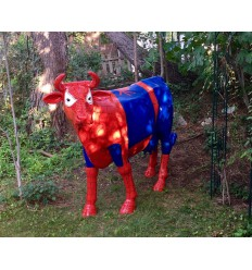 VACA SPIDERMAN