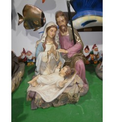HOLY FAMILY 4FT - BELEN