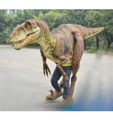 DINO WALKING CUSTOM T-REX 2.5M ALTO
