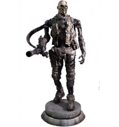 ESTATUA TERMINATOR METAL